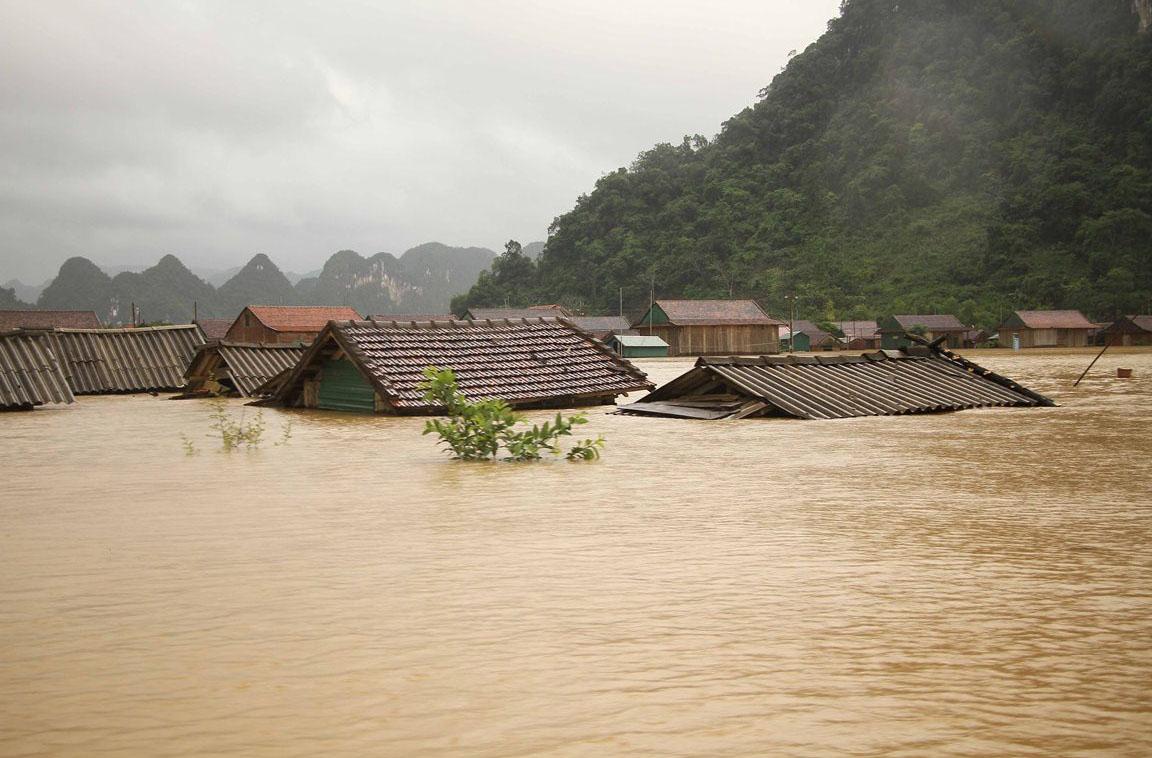Thư kêu gọi cầu nguyện và cộng tác cứu trợ nạn nhân lũ lụt