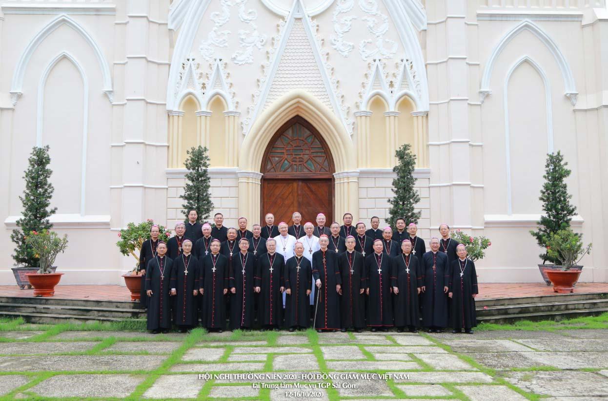 HĐGM: Thư mục vụ gửi cộng đồng Dân Chúa năm 2020