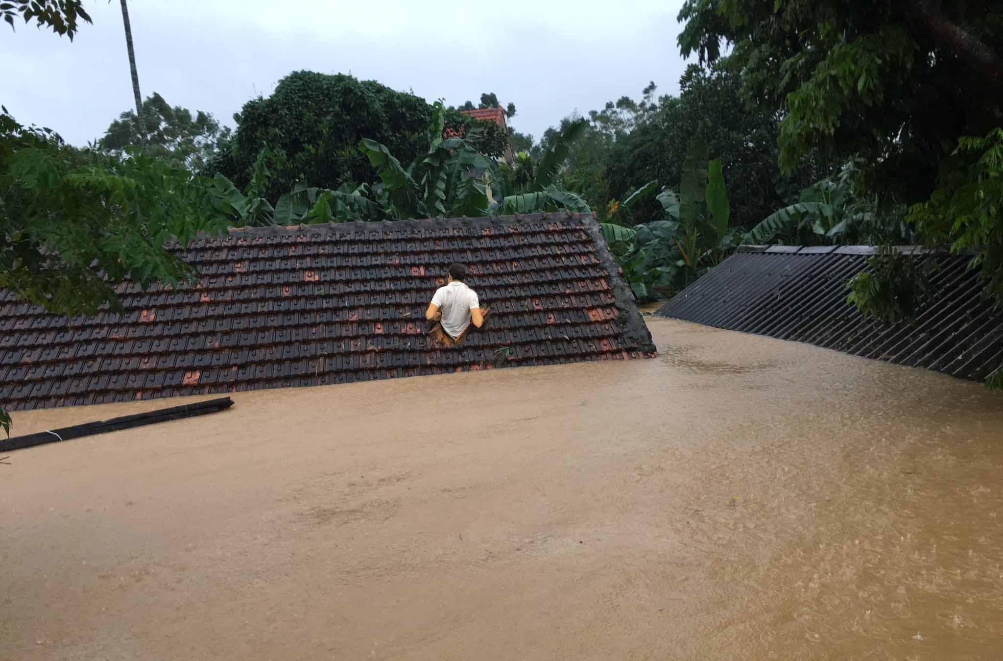 Caritas Hà Tĩnh: Thư Ngỏ Hỗ Trợ Nạn Nhân Lũ Lụt