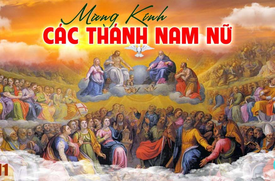 Lễ Các Thánh Nam Nữ