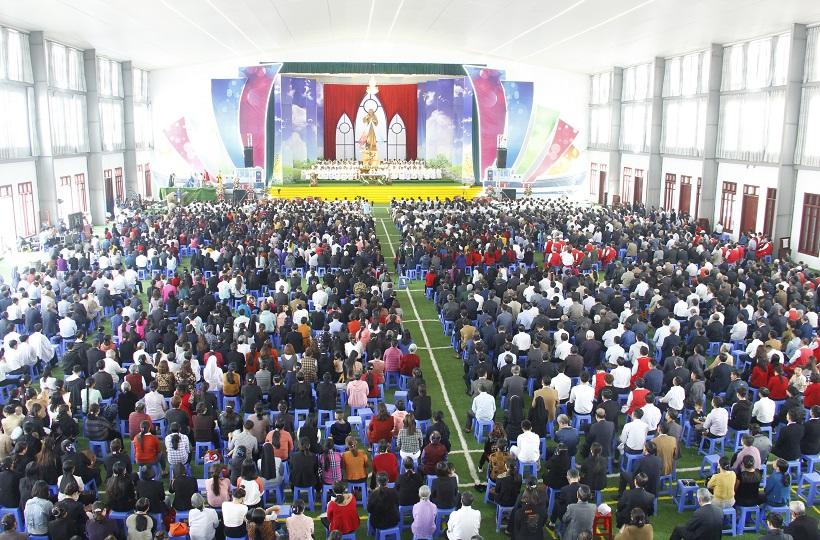 Giáo Phận Thái Bình: Đại Hội Khuyết Tật 2020
