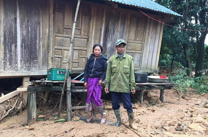 Caritas Vietnam: Aiding Recovery After Flooding in Central Vietnam