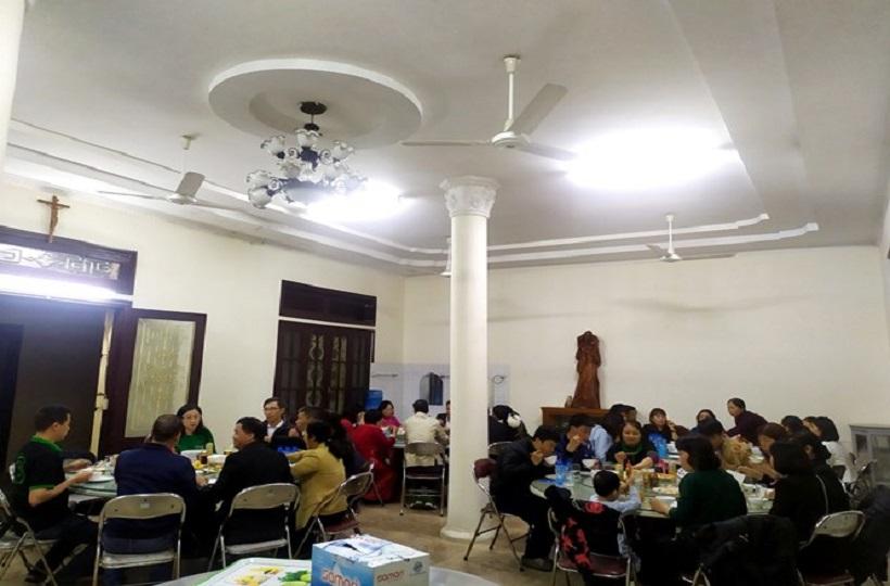Caritas Hải Phòng: Ban Bảo Vệ Sự Sống Hải Phòng Gặp Mặt Và Mừng Lễ Bổn Mạng Kính Các Thánh Anh Hài