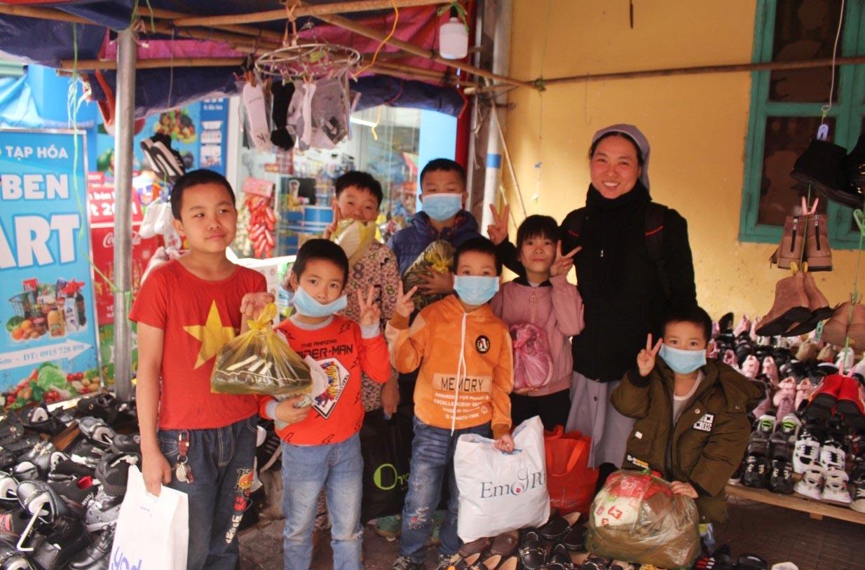 Caritas Lạng Sơn: Xuân Yêu Thương Đến Với Người Nghèo