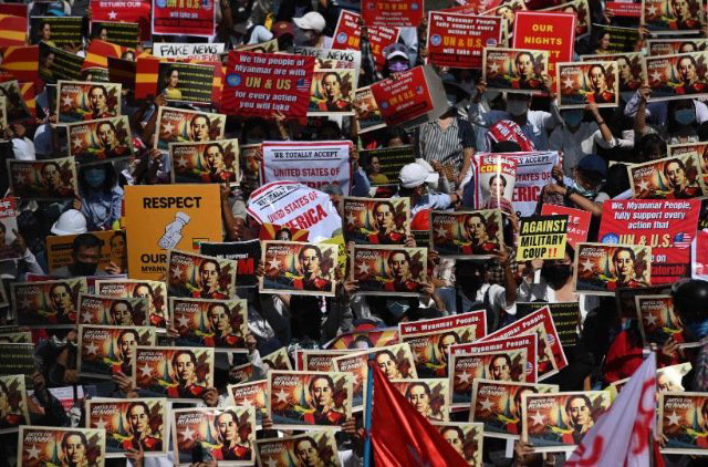 Caritas Quốc tế kêu gọi viện trợ nhân đạo và tôn trọng nhân quyền cho Myanmar