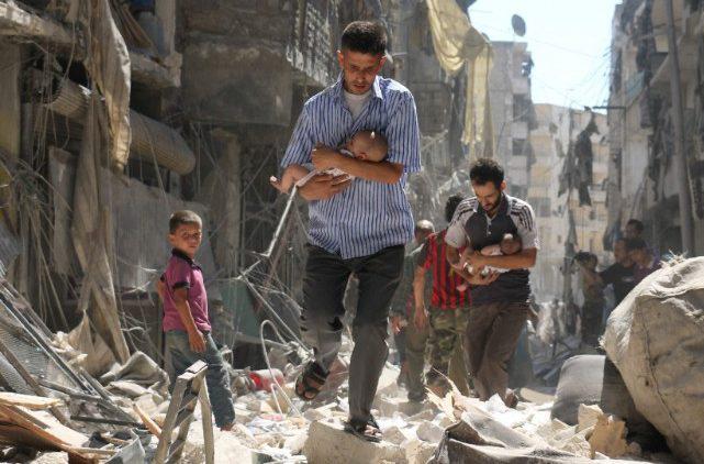 Caritas Quốc tế phát động chiến dịch viện trợ cho trẻ em Syria