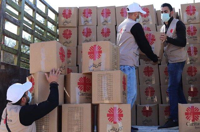 Caritas Quốc tế kêu gọi chấm dứt ngay lập tức các lệnh trừng phạt Syria