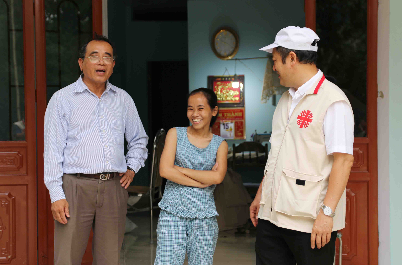 Caritas Việt Nam: Phóng Sự Hỗ Trợ Xây Dựng Nhà Cửa Sau Bão Lũ 2020 Tại TGP. Huế