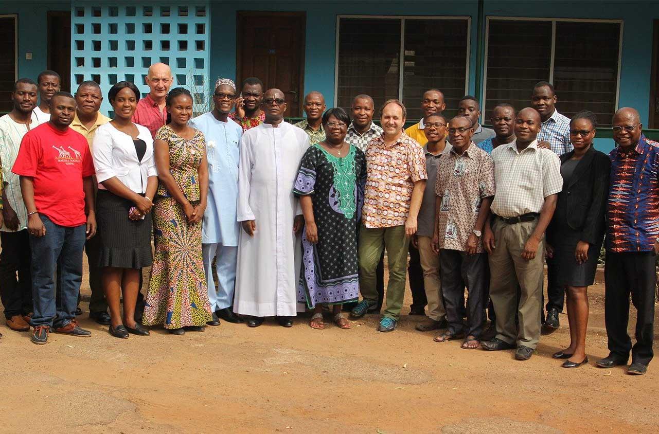 Giáo hội Hàn Quốc giúp Ghana giải quyết tình trạng người trẻ thất nghiệp