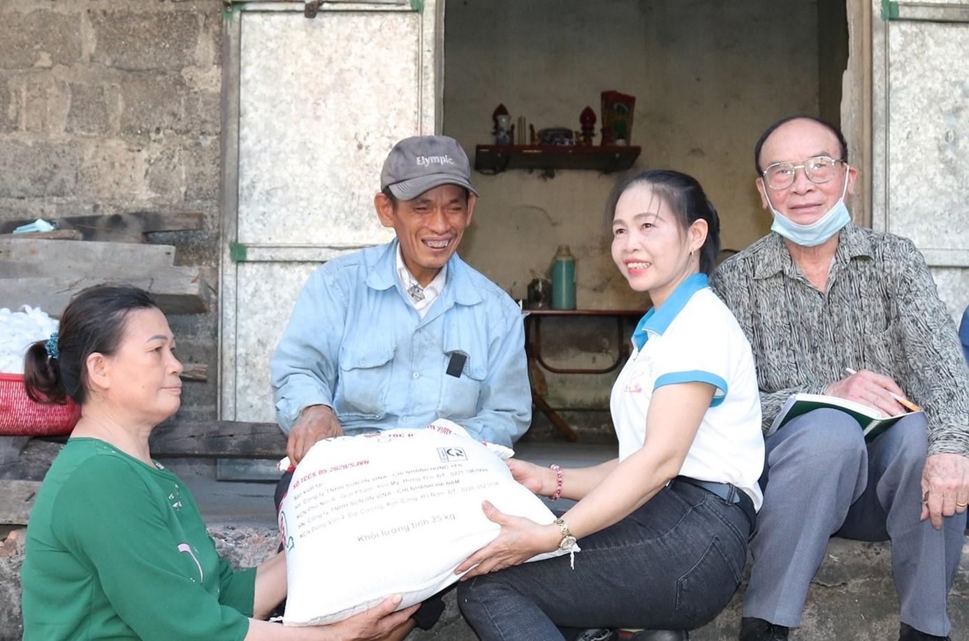 Caritas Hải Phòng: Hạt gạo tình thương giữa đại dịch