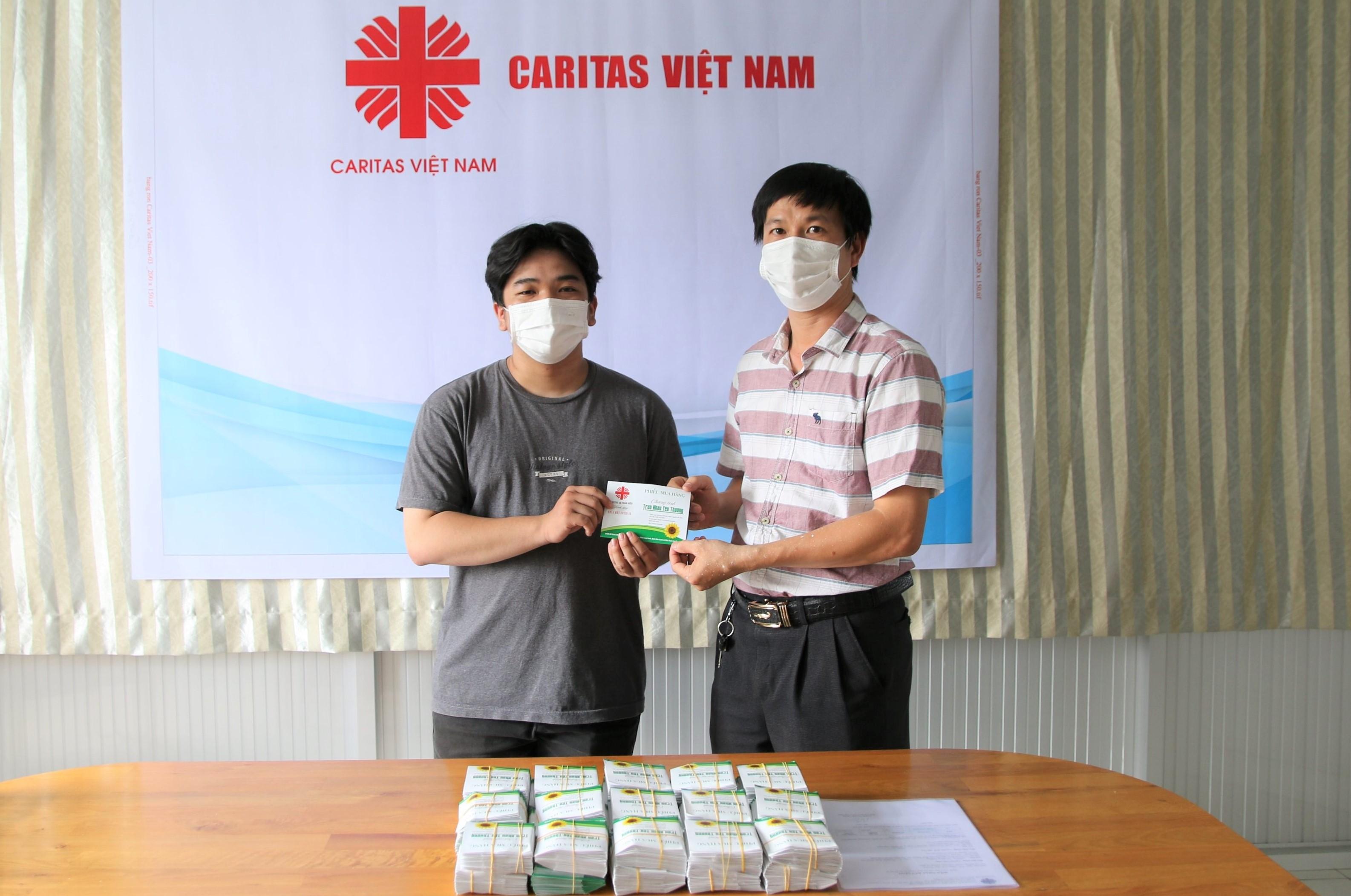 Caritas Việt Nam: Thông báo chương trình Trao Nhau Yêu Thương hỗ trợ người nghèo tại TP. HCM trong mùa COVID-19