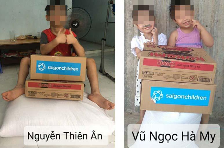 Caritas Sài Gòn: Chung tay Lan Tỏa Yêu Thương với Sai Gon Children's Charity