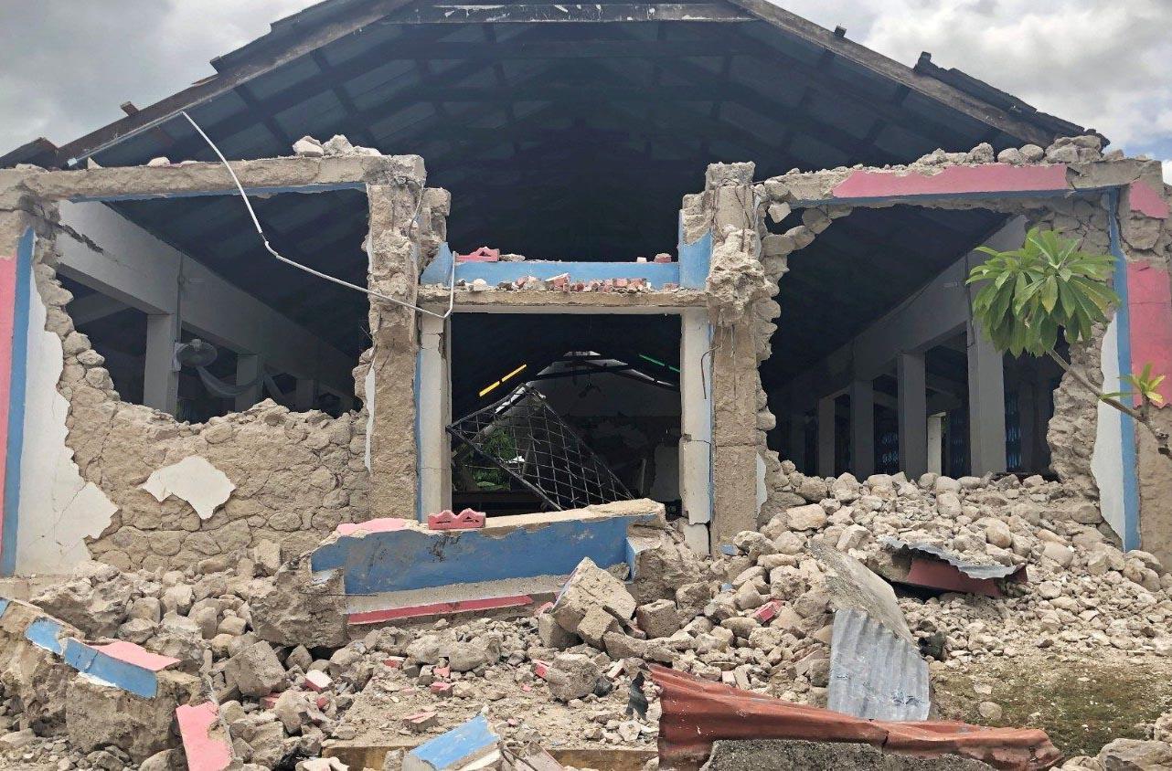 Giáo hội Hoa Kỳ và Peru lạc quyên giúp Haiti sau trận động đất kinh hoàng