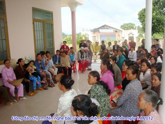 Caritas Phan Thiết: Những phụ nữ nghèo vùng núi Đami đang chờ được cấp vốn