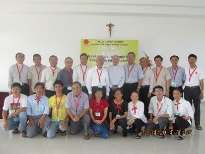 Hội thảo sơ kết một năm hoạt động cho chương trình HIV/AIDS