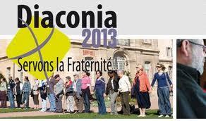 Diaconia 2013 tại Lộ Đức : Giáo Hội mở rộng vòng tay thân ái với người nghèo