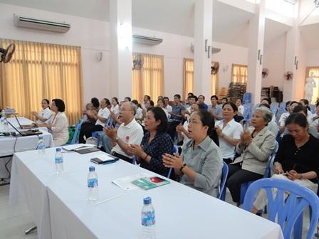 Caritas Sài Gòn: dự án phục hồi chức năng cho trẻ bại não tại cộng đồng