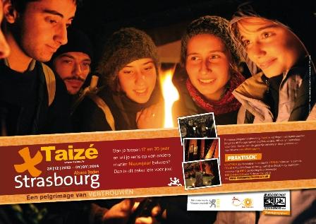 Sứ điệp Đức Thánh Cha gửi các bạn trẻ Taizé