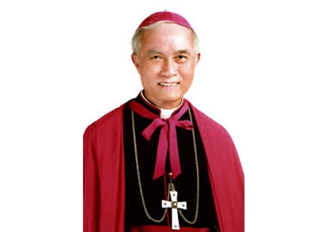 Đức Cha Giuse Đinh Đức Đạo - tân Giám Mục chính tòa Xuân Lộc