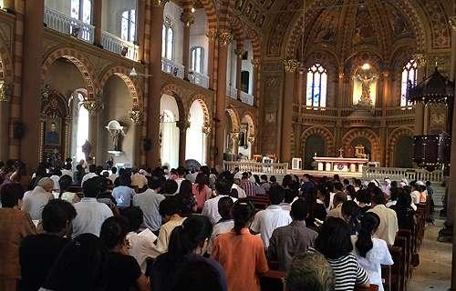 Giáo Hội Thái Lan mừng kỷ niệm 350 thành lập Tòa giám quản Xiêm
