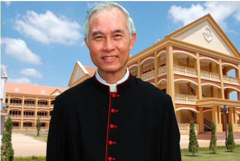 Chúc mừng Tân Giám Mục Đinh Đức Đạo được chọn làm GM phụ tá Xuân Lộc