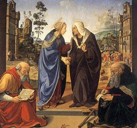 Mẹ Maria được chúc phúc vì đã Tin - CN IV MV Năm C