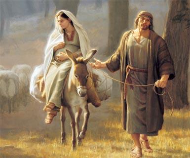 Thánh Giuse, mẫu gương Mùa Vọng
