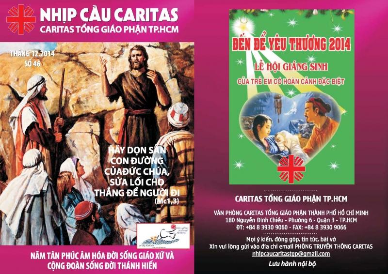 Nhịp cầu Caritas số 46