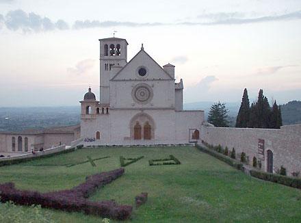 Chương trình chính thức chuyến viếng thăm của Đức Thánh Cha tại Assisi