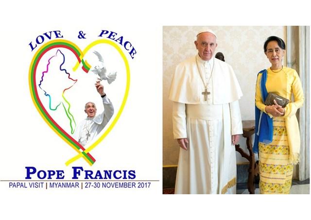 Phật tử và Kitô hữu Myanmar chờ đợi Đức Giáo hoàng Phanxicô viếng thăm
