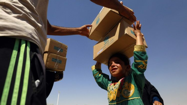 Tổ chức UNICEF kêu gọi cứu giúp trẻ em