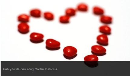 Martin Pistorius, bị hôn mê trong 12 năm đã được hồi phục nhờ niềm tin vào Chúa, nghị lực và tình yêu thương gia đình