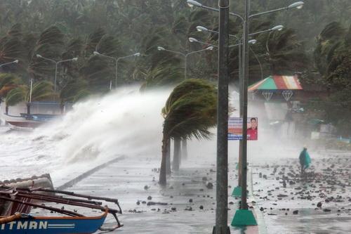 Hải Yến là một trong 4 siêu bão khủng khiếp nhất lịch sử nhân loại