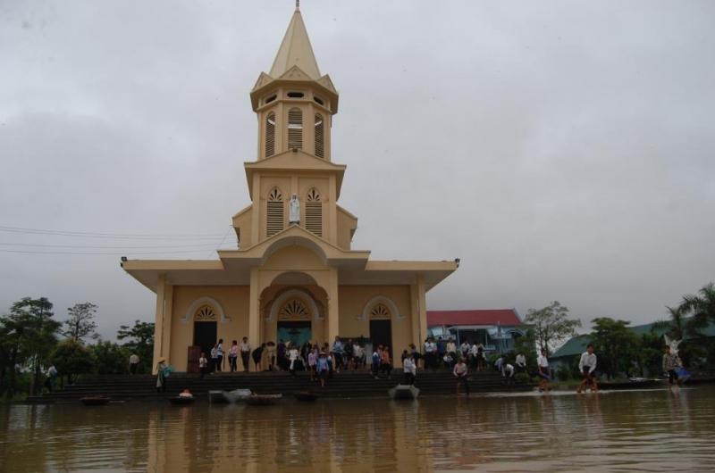 Caritas Giáo phận Vinh: Cảm nhận sự đồng hành