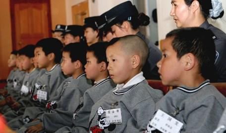 Vấn nạn bắt cóc trẻ em nhức nhối ở Trung Quốc