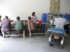 Caritas Giáo xứ Bùi Phát và hoạt động bác ái