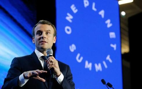 """Hội nghị thượng đỉnh """"Một hành tinh""""- cơ hội thúc đẩy Hiệp định Paris"""