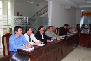 Caritas Việt Nam tham dự khóa Tập huấn Biến đổi Khí hậu và Quản lý Rủi ro Thiên tai của Tổ chức Bắc Âu trợ giúp Việt Nam