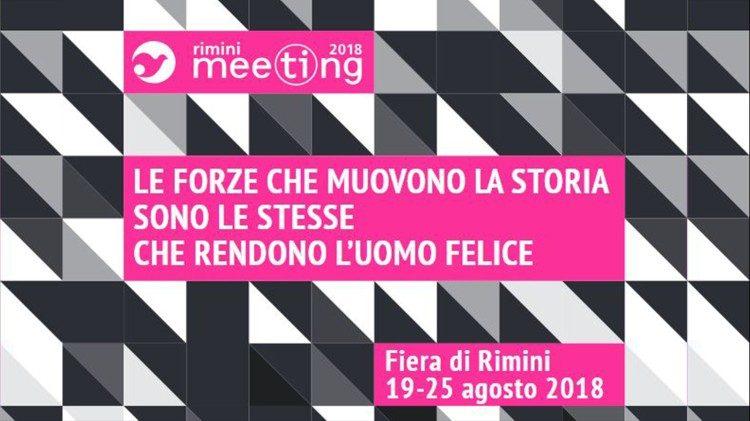 ĐTC chào mừng cuộc gặp gỡ các dân tộc tại Rimini