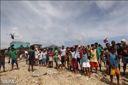 Đức Thánh Cha liên đới với nhân dân Philippines