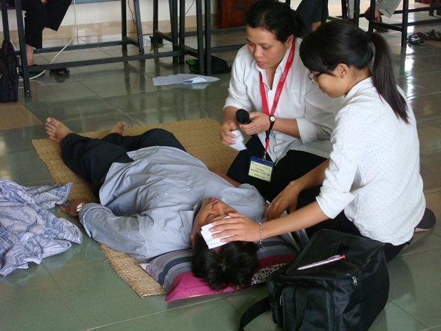 Ban chuyên trách HIV của Caritas Việt Nam: Bế giảng khóa Kỹ năng Emmaus IV