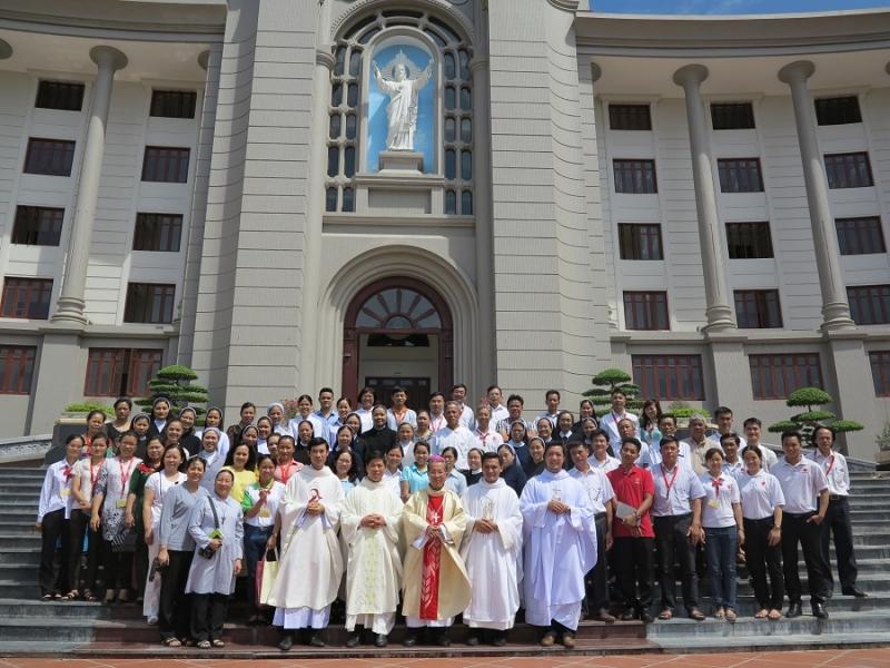 Caritas Việt Nam: Tập huấn nâng cao kiến thức chuyên môn về HIV/AIDS cho nhân viên chuyên trách và cộng tác viên