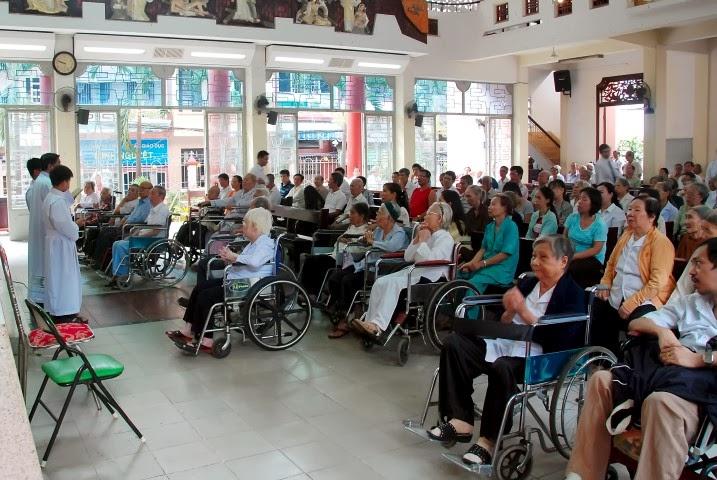 Ngày Thế giới các bệnh nhân lần thứ 24 cử hành tại Nazareth