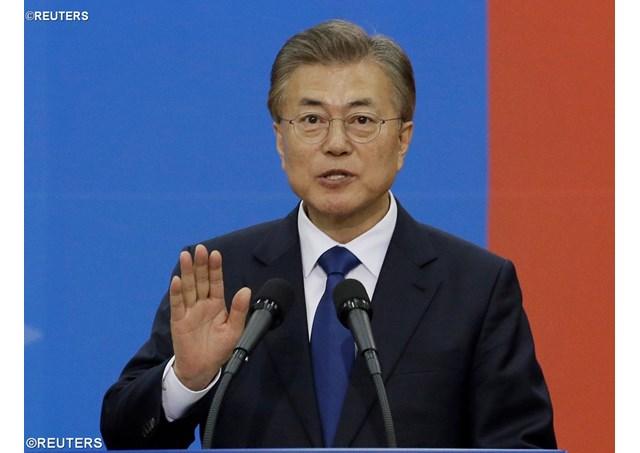 Tổng thống Hàn quốc cho phép viện trợ nhân đạo cho Bắc hàn