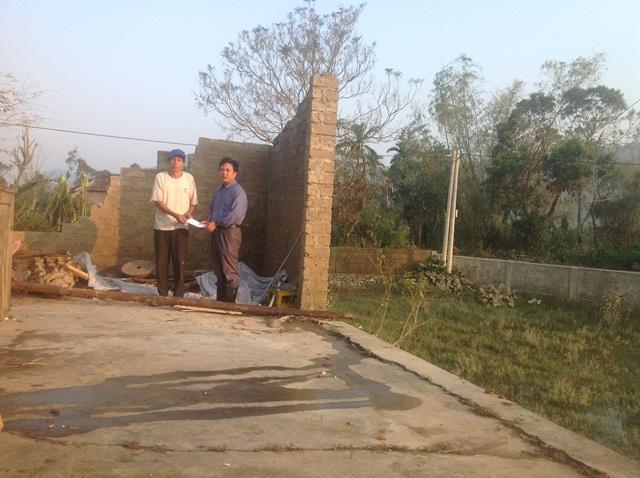 Caritas Việt Nam: đau cùng nỗi đau của người dân vùng bão tại Vinh