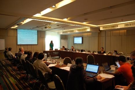 Hội thảo chuẩn bị cho Hội Nghị Quốc Tế Lần Thứ Ba Về Khắc Phục Thiên Tai