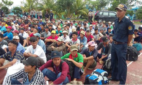 Indonesia cho phép 239 ngư dân Việt hồi hương