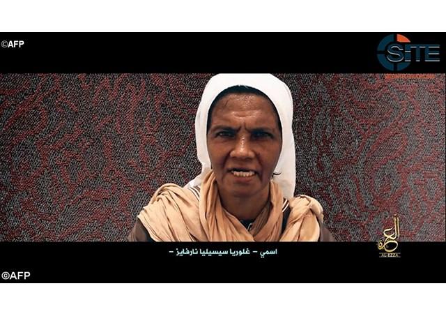 Tình hình sức khỏe của sơ Cecilia, bị bắt cóc ở Mali hồi tháng 2