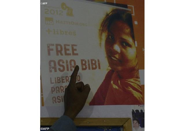 Asia Bibi xin Đức Giáo hoàng cầu nguyện cho cô