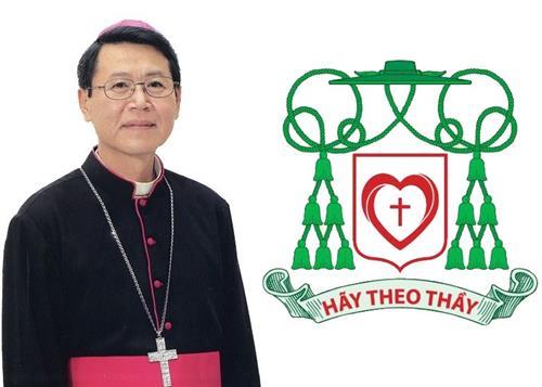 Đức Thánh Cha Phanxicô bổ nhiệm Đức cha Phêrô Nguyễn Văn Khảm vào Quốc vụ viện Truyền thông